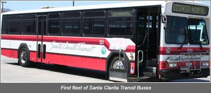 About Us - City of Santa Clarita Transit