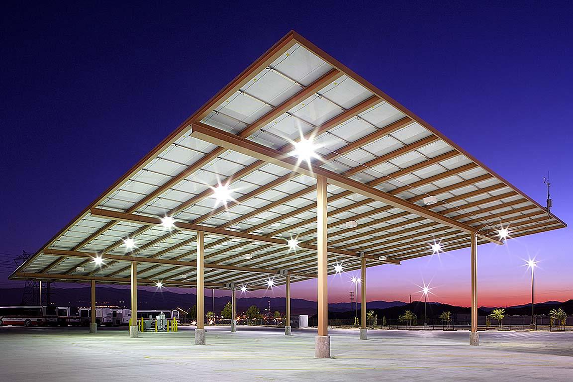 Residential Solar Canopy
